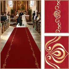 koberec k oltáři