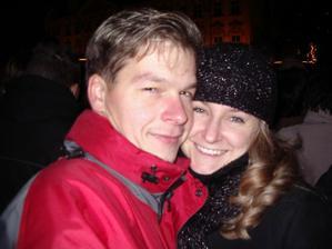 Tak to jsme my dva:-)) Hezký že jo :-)