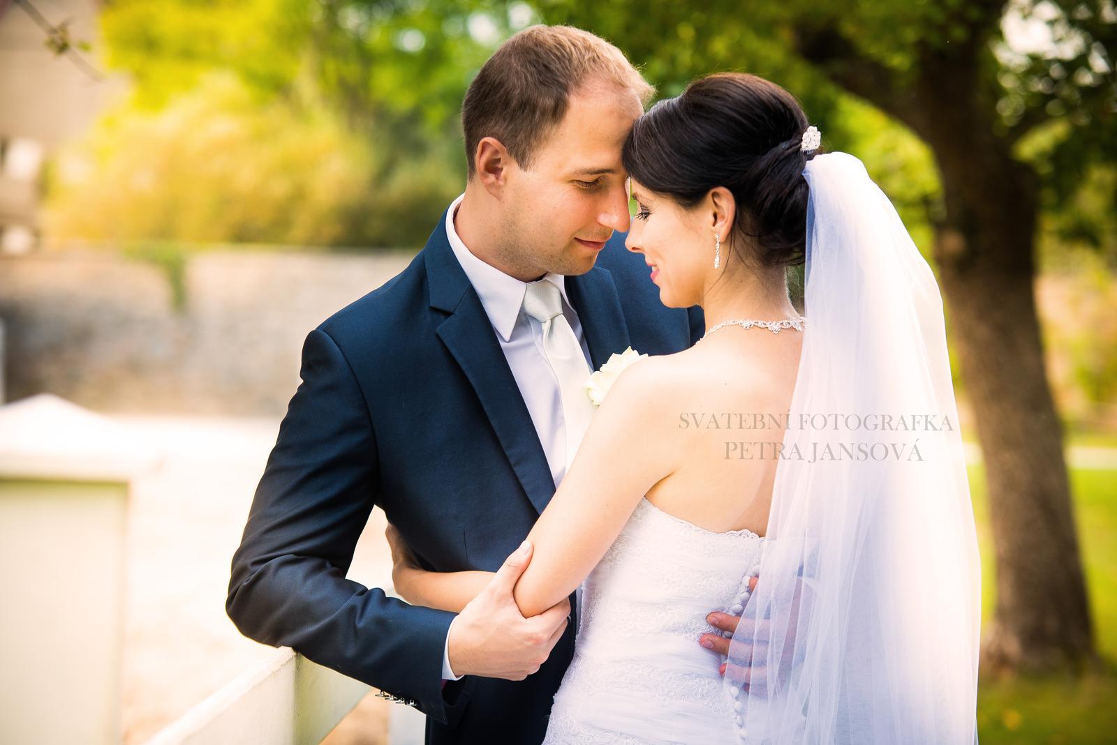 Svatební fotografie - Obrázek č. 1