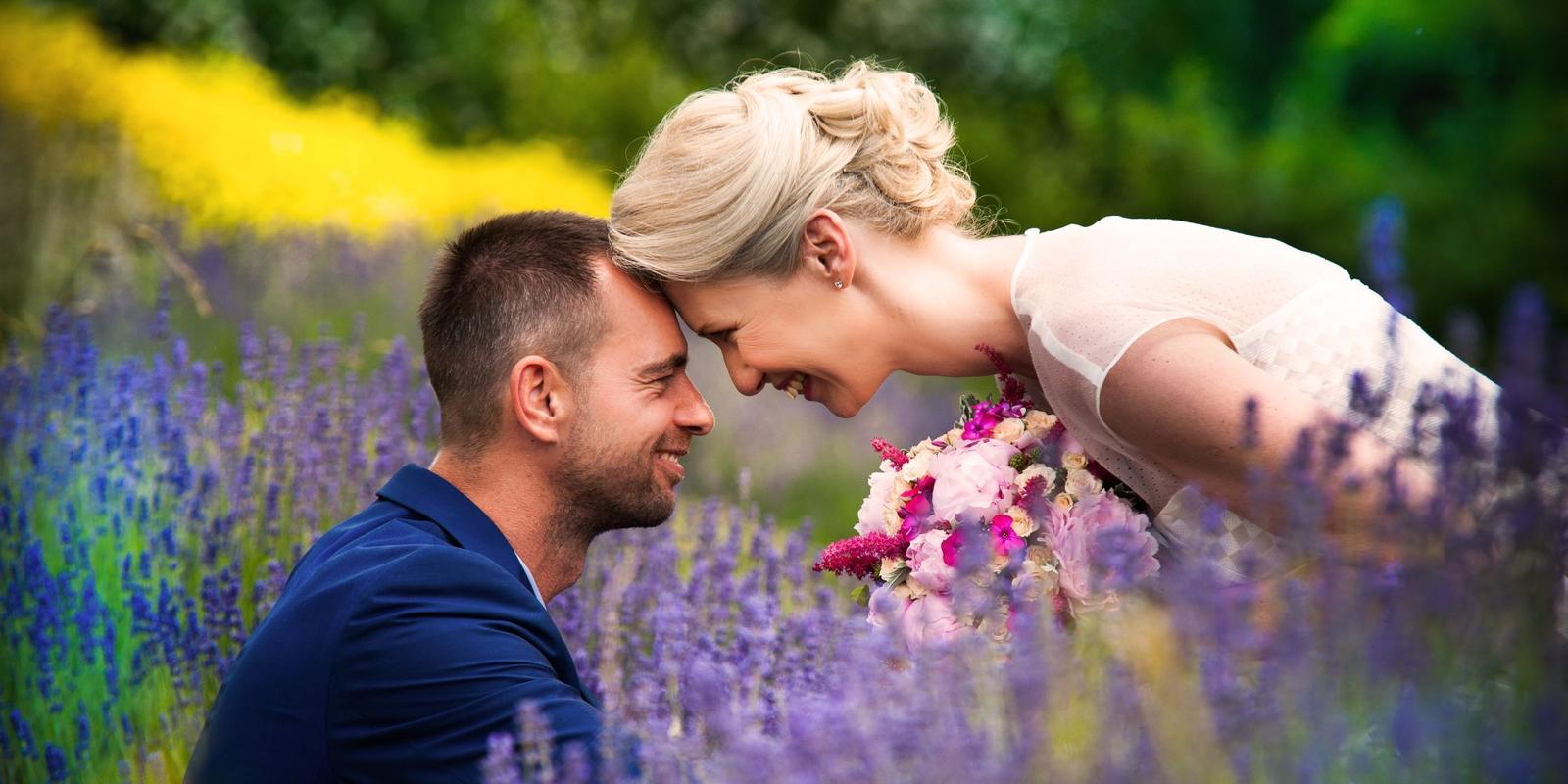 Svatební fotografie - Obrázek č. 3