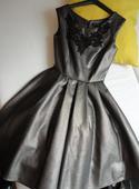 Dámske spoloč. šaty- Made in Italy-  vel.36, 36
