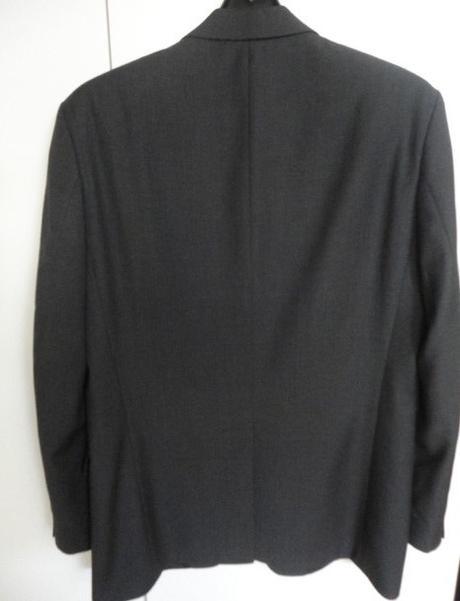 Pánsky šedý oblek -Hugo Boss- L - Obrázok č. 2