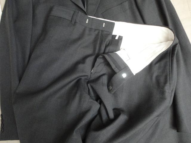 Pánsky šedý oblek -Hugo Boss- L - Obrázok č. 4