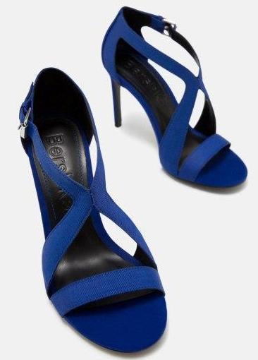 Dámske sandále -Bershka- vel. 37 - Obrázok č. 1