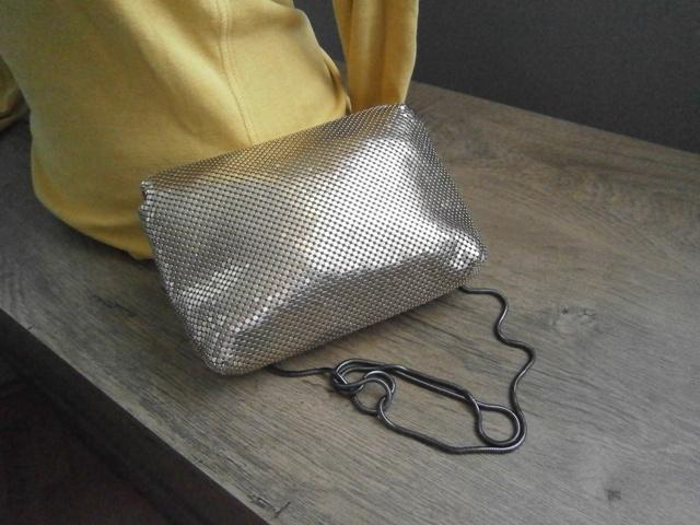 Dámska spoloč. kabelka- Reserved - Obrázok č. 3