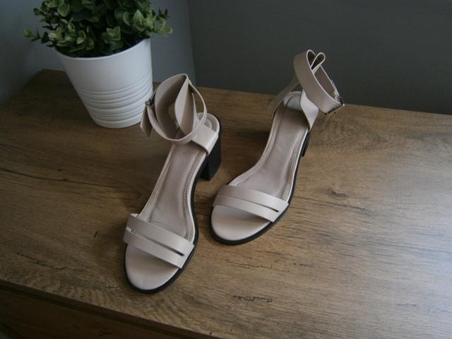 Dámske sandále  Reserved  vel.38 - Obrázok č. 1