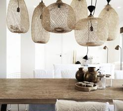 uvaha nad jedalensky stol (alebo lampy Moooi light)