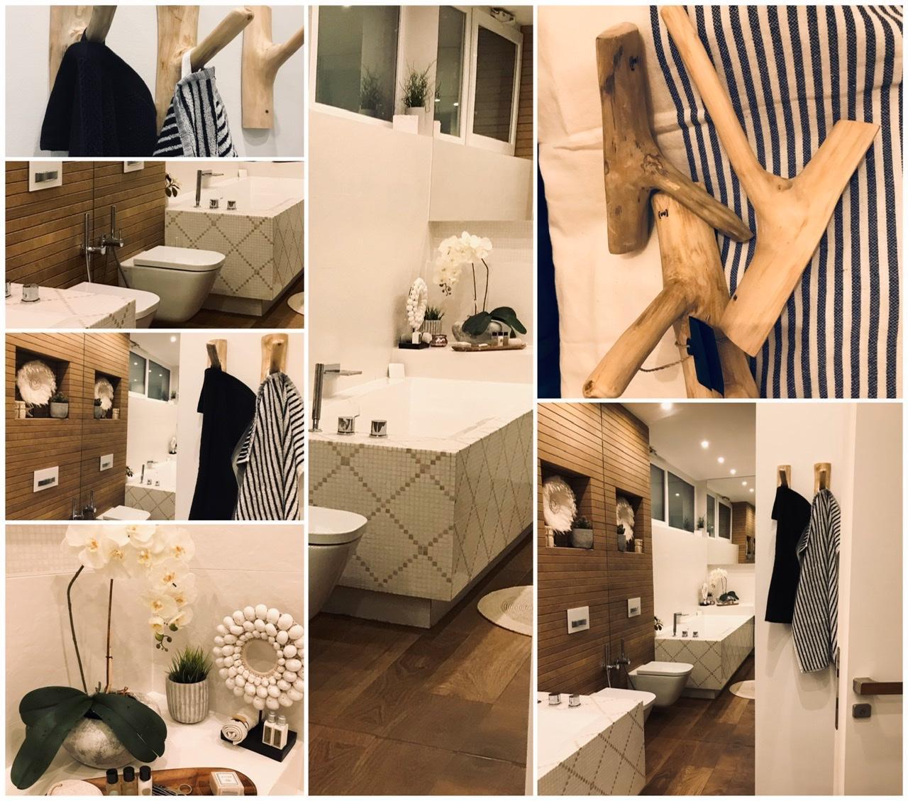 Naše L-ko - začiatok 4. roku bývania - Hlavná kúpeľňa (zatial stale bez skriniek a nabytku, mal byť vo februari, presunulo sa to vyrobcom na leto