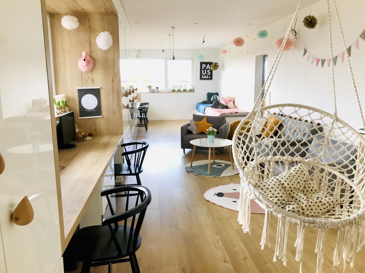 Naše L-ko - 2021 - stále dokončujeme - Dokončený nábytok pre deti