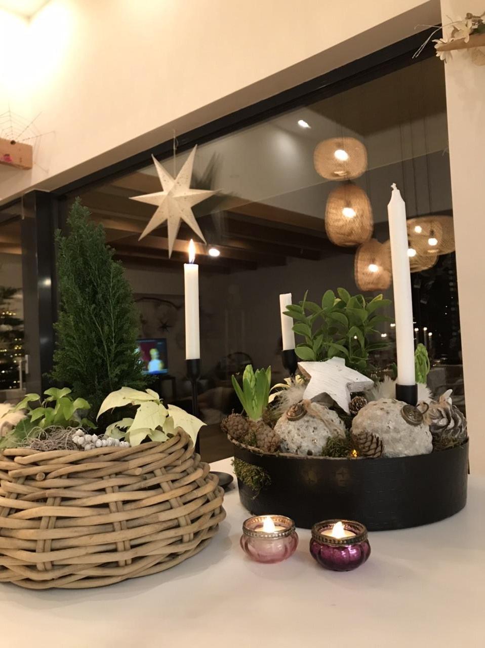 Naše L-ko - 2021 - stále dokončujeme - vianočné dekorovanie