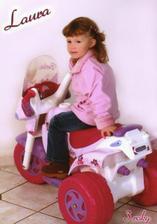 páčia sa jej motorky