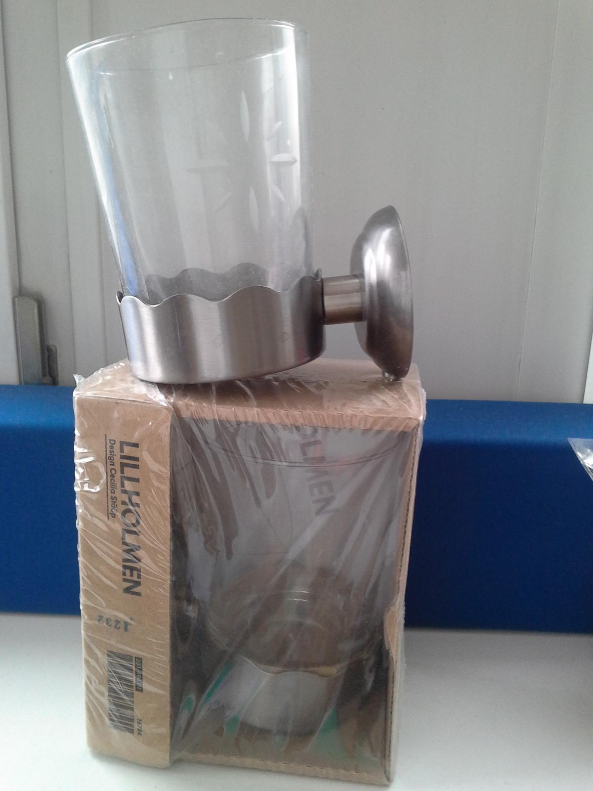Drziak na pohar IKEA LILLHOLMER - Obrázok č. 1