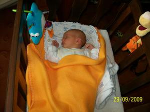 21.9.2009 se Zuzance narodil bráška Patrik
