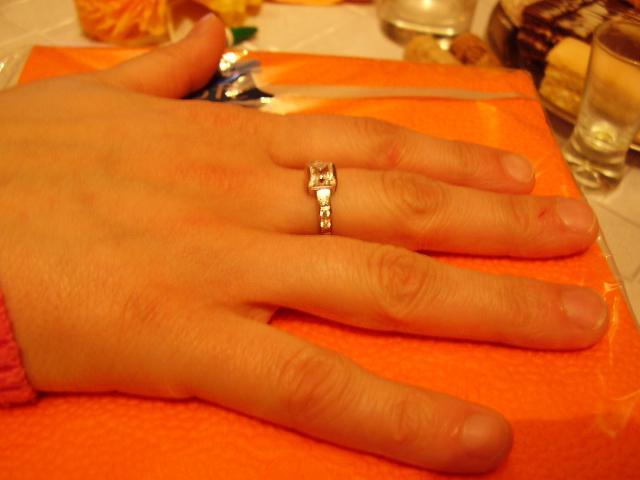 Miško a Milka - môj snubný prstienok