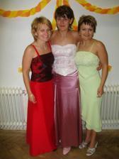 moje mladé tety - sestry mojej mamy