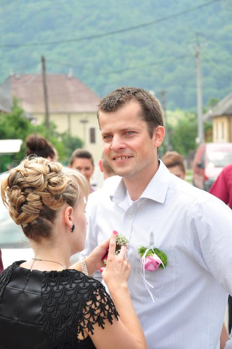 Zuzka{{_AND_}}Ľubko - Ľubkov starejší Peťo.