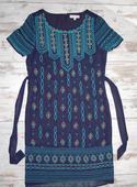 Nenosené vyšívané šaty zn. Per Una, 38