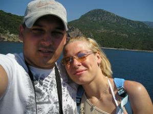 To jsme my dva na dovolené před 3 léty