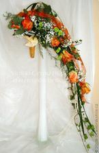 A tohle už je moje svatební kytice