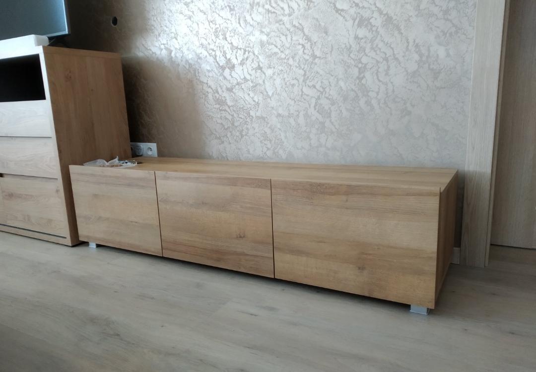 Nová skrinka pod TV (aj závesná) 150cm - Obrázok č. 1
