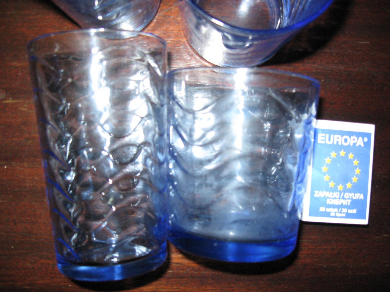 Modré poháre - Obrázok č. 2