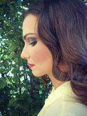 Skolenie Visagelist - premena modelky - hair + makeup + foto by me :)
