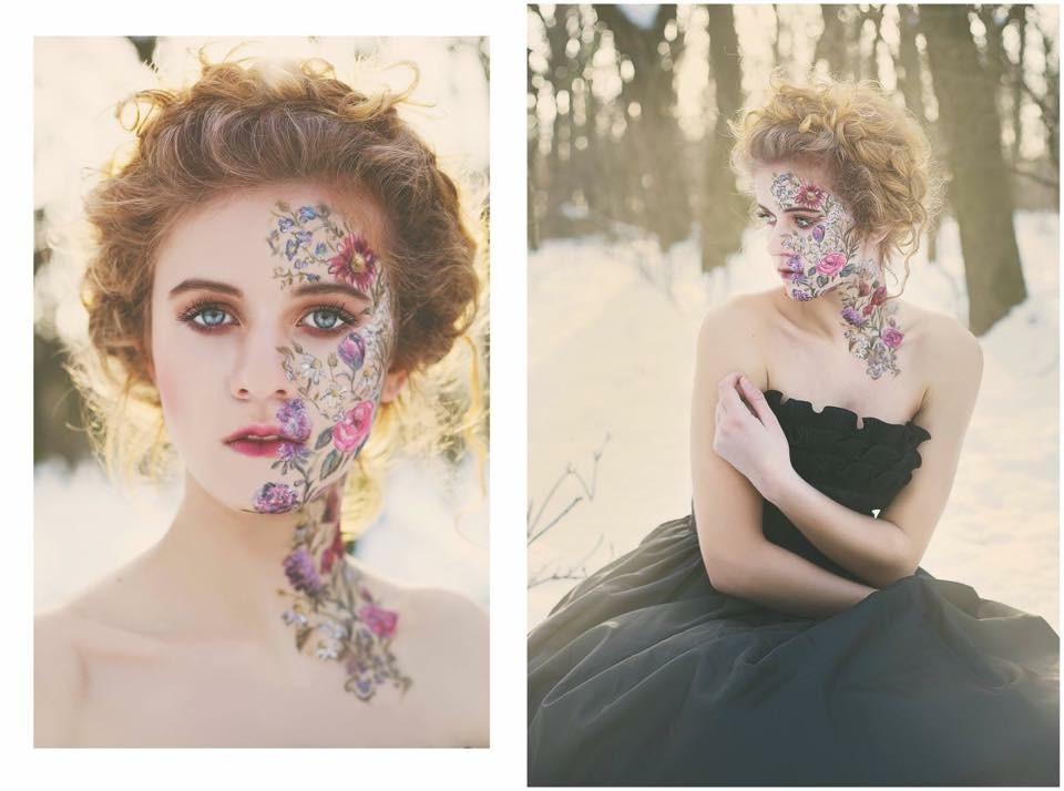 Funky prace od VANDA PIGMENTS - Catherine Photography