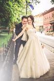 Patko a  Dominika svadba