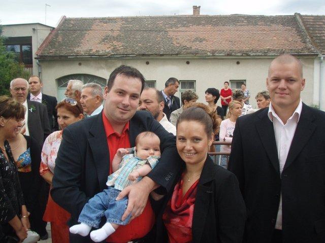 Katka{{_AND_}}Peťko - Evka, Tomáš a malý Andrejko :o)
