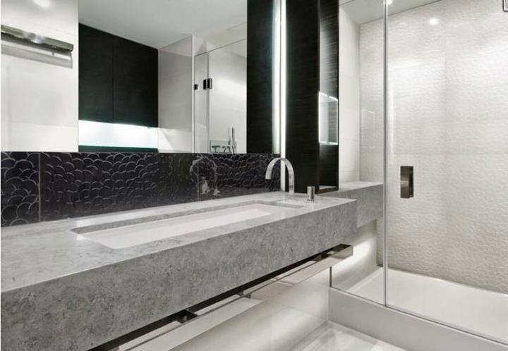 Inšpirácie do kúpeľne - aparici
