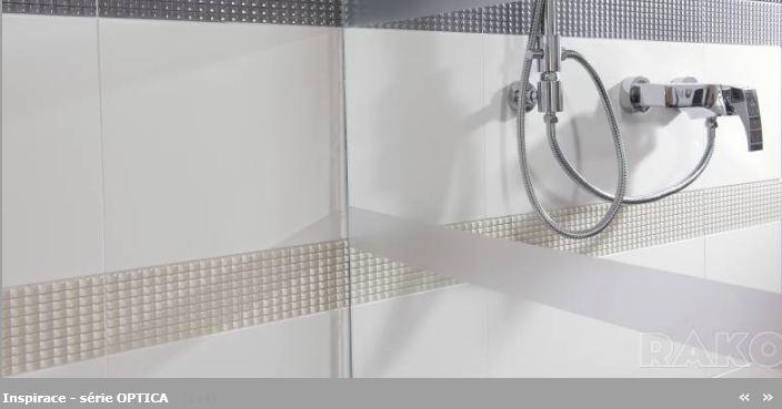 Inšpirácie do kúpeľne - Rako Optica