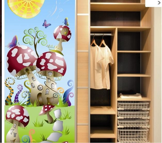 Inšpirácie posuvné dvere a iné dvere, šatníky a vstavané skrine - fototapety na skriňu. len keď omrzí, dá sa zameniť? alebo treba zameniť celé dvere?