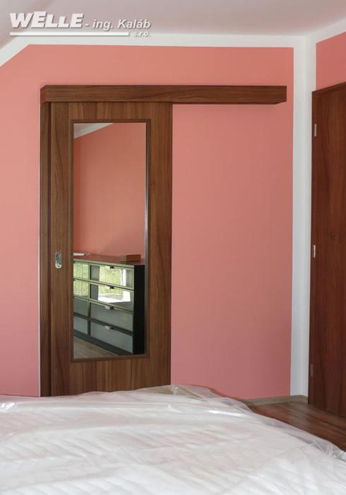 Inšpirácie posuvné dvere a iné dvere, šatníky a vstavané skrine - Obrázok č. 43