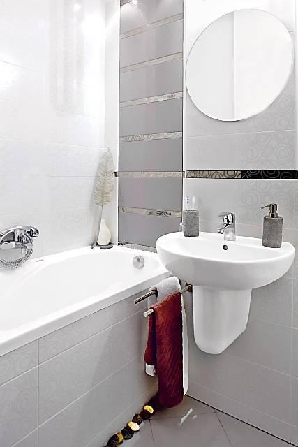 Inšpirácie do kúpeľne - vives entretela cambray