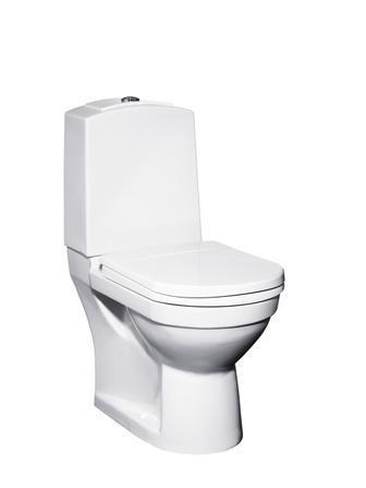 Inšpirácie do kúpeľne - Gustavberg Logic