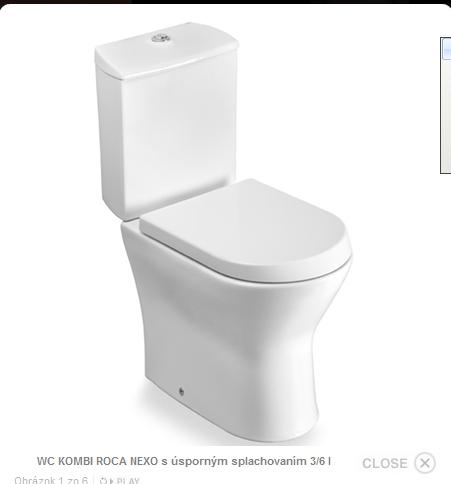 Inšpirácie do kúpeľne - Roca Nexo
