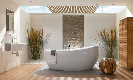 Inšpirácie do kúpeľne - pre mňa nádherná farebná kombinácia