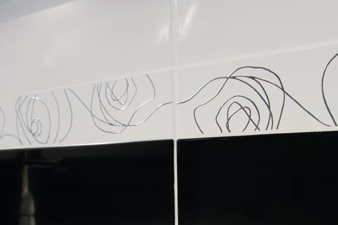 Inšpirácie do kúpeľne - Toto som včera poezerala a obklady sú nádherné. armonie by arte casa