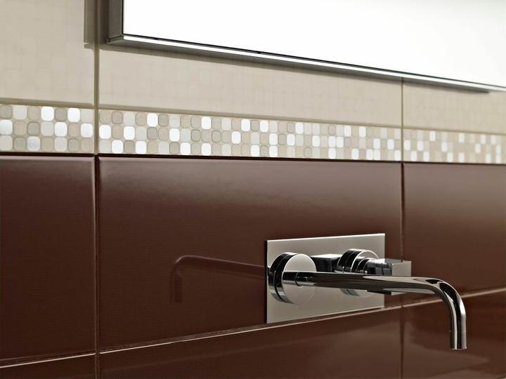 Inšpirácie do kúpeľne - dots