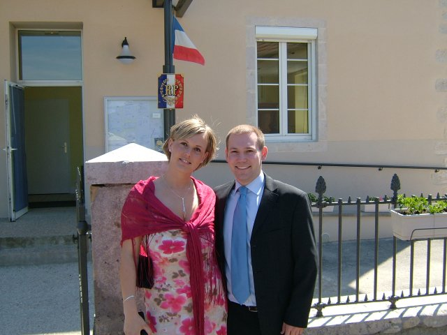 Lubomira & Giles (9.9.2006) - .... tak toto som ja s mojim drahym....