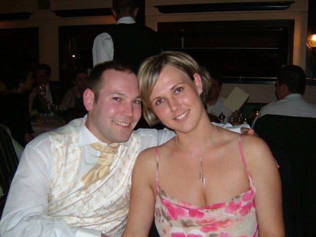 Lubomira & Giles (9.9.2006) - ... na svadbe nasho hlavneho druzbu vo Francuzku...