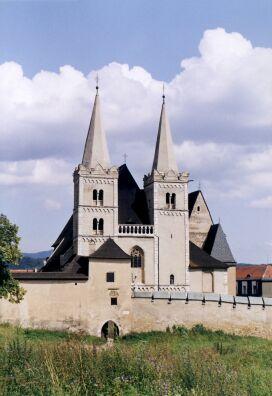 Lubomira & Giles (9.9.2006) - V tejto katedrale bude sobas.