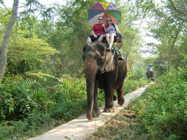 Lubomira{{_AND_}}Giles Forrester - Nase honeymoon v THAJSKU !!!