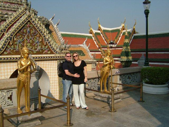 Lubomira{{_AND_}}Giles Forrester - Bangkok-Grand Palace