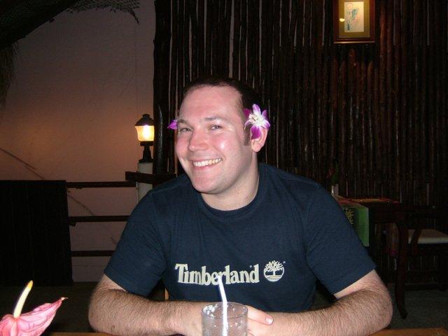 Lubomira{{_AND_}}Giles Forrester - Moj drahy s orchideamy,ktore su narodnym kvetom v Thajsku.