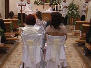 v našom útulnom kostolíku...