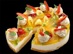 ovocne dorty jsou supr a dost jedly