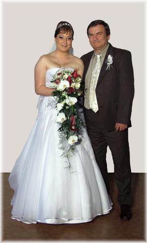 Katarína Fidesová{{_AND_}}Jaroslav Betkov - svadobný otec