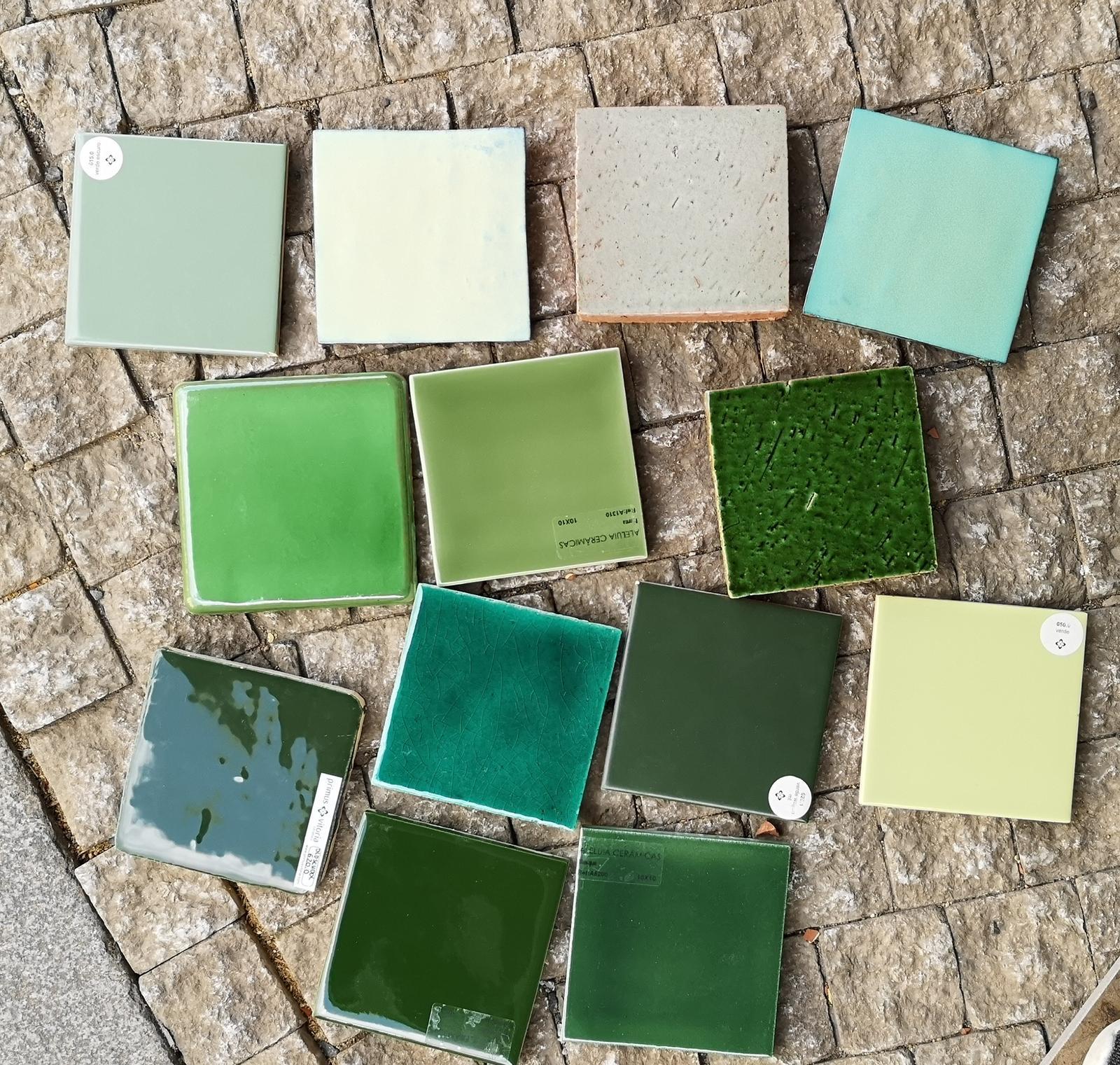 Zelij obklady s patinou - Obrázek č. 1