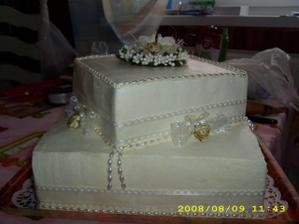torticka mojej maminky...vsak je krasna?